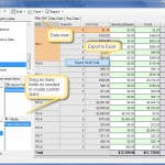 CMMS Software Purchase Order Reporting by OLAP