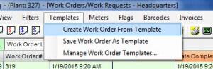 Equipment Maintenance Software Work Order Template