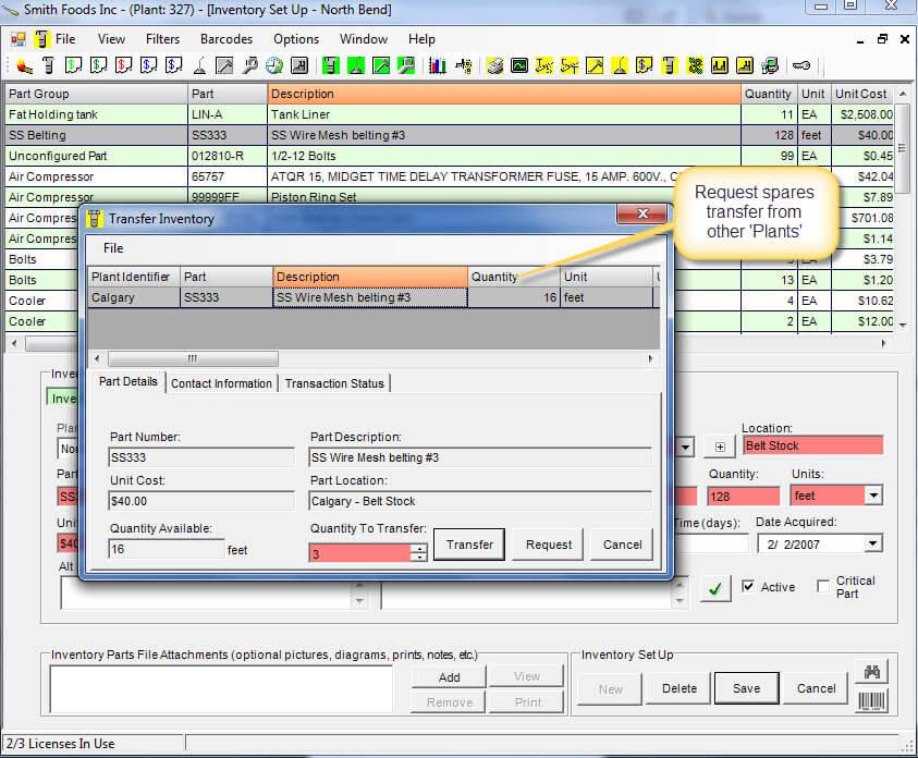 Maintenance Management Software | CMMS Maintenance