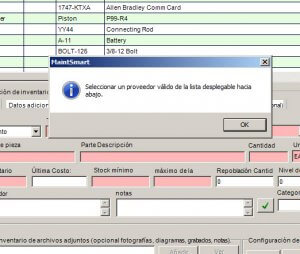 spanish maintenance management software
