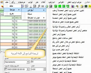 arabic cmms software