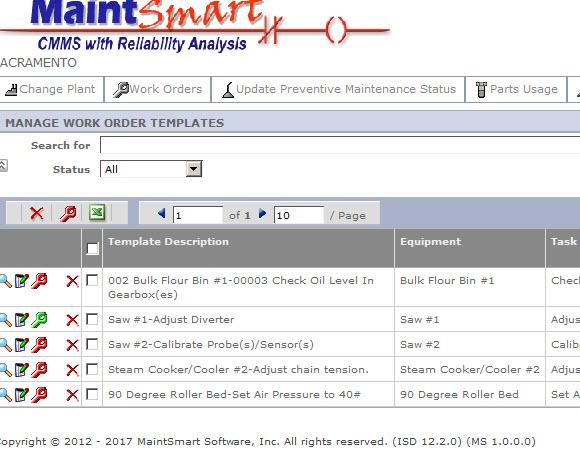 online work order software
