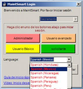 multiple site cmms software translation