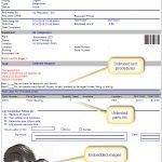 work order parts and procedures